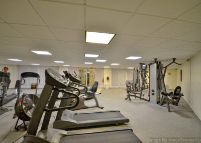 CommunityFitnessCenterView2 Holiday Surf & Racquet Club - Unit 421