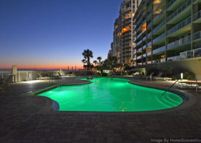 CommunityPoolAtTwilight- sterling sands 209