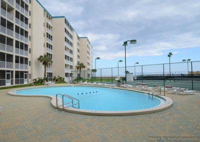 CommunityPoolView2 Holiday Surf & Racquet Club - Unit 421