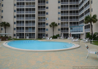CommunityPoolView3 Holiday Surf & Racquet Club - Unit 421