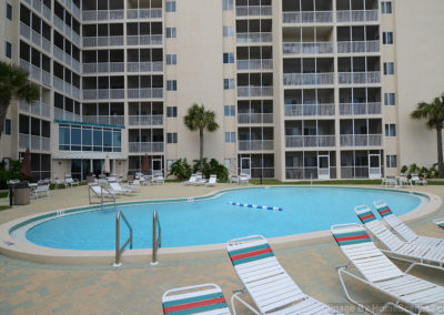 CommunityPoolView4 Holiday Surf & Racquet Club - Unit 421