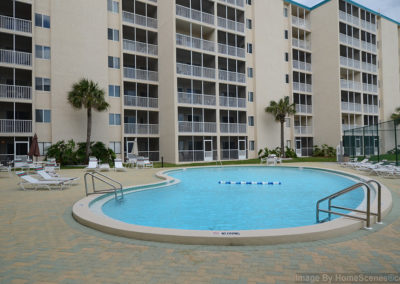 CommunityPoolView5 Holiday Surf & Racquet Club - Unit 421