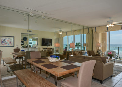 DiningArea- sterling sands 209