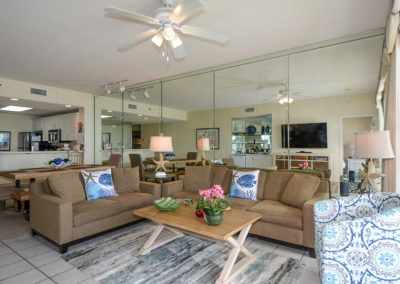 LivingAreaView3- sterling sands 209