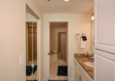 MasterBathroomEntrance- sterling sands 209