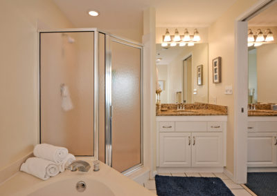 MasterBathroomView4- sterling sands 209